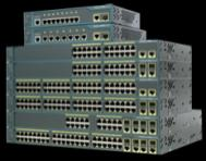 Features, Scalability, Longevity Cisco Classic: Catalyst Switching Portfolio