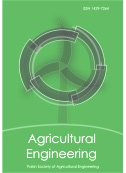 Scientific quarterly journal ISNN 1429-7264 Agricultural Engineering 2014: 2(150):175-1 82 Homepage: http://ir.ptir.