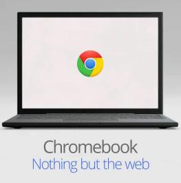 Lennart Herlaar E-assessment project Chromebook concept Chrome OS (100% cloud based).