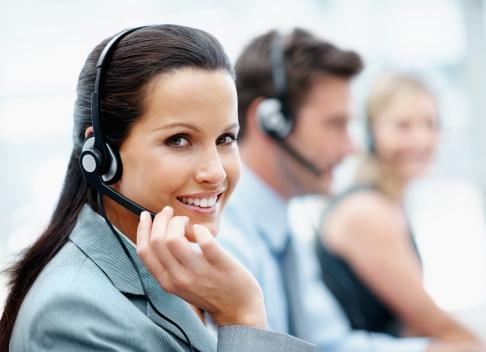 Call Center Call Center adapted to our customer needs. Tracking of each incident to resolution. Operating centers in Madrid and Valencia. Receiving calls.