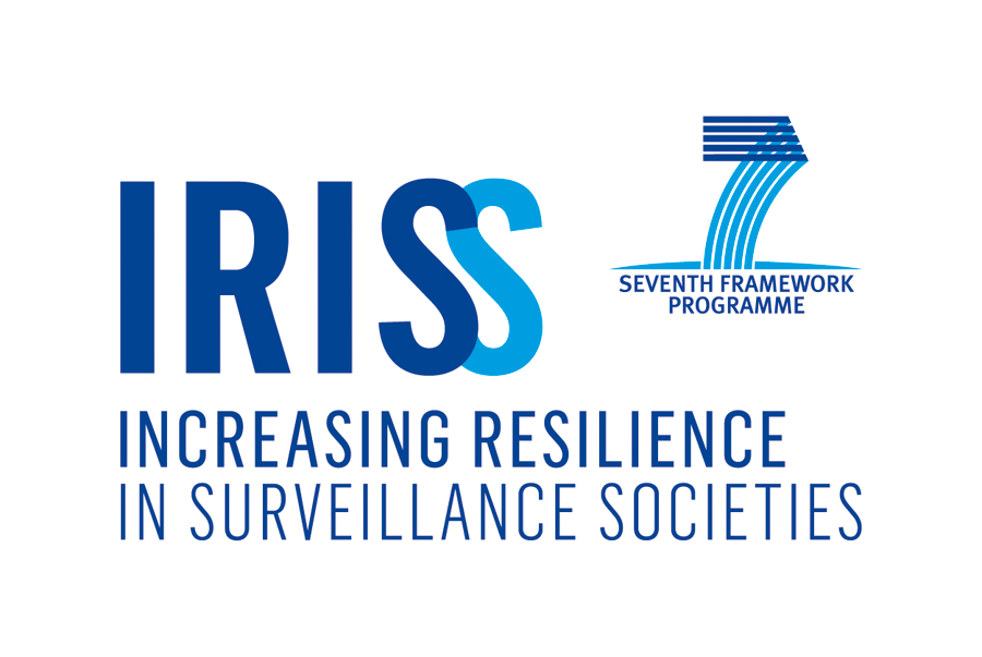 Project acronym: IRISS Project title: Increasing Resilience in Surveillance Societies Project number: 290492 Programme: FP7-SSH-2011-2 Objective: To investigate societal effects of different