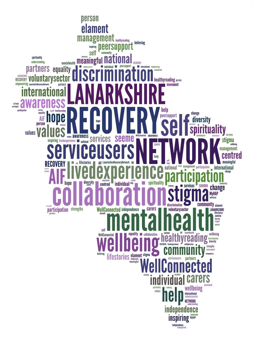 Formally launched in June 08 following close working with the See Me Scotland Anti-stigma Programme Scottish Recovery Network since 2004.