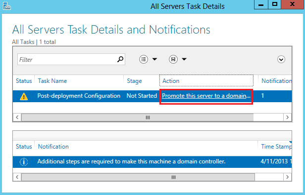 Step 6 On the Confirm installation selections page of Add Roles and Features Wizard, select Restart the destination server automatically if required option, then click Install button; Step 7 On the
