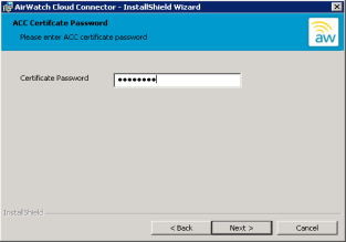 8. Select Download Cloud Connector Installer located near the bottom of screen on the General tab. 9. A Download Cloud Connector Installer screen displays.