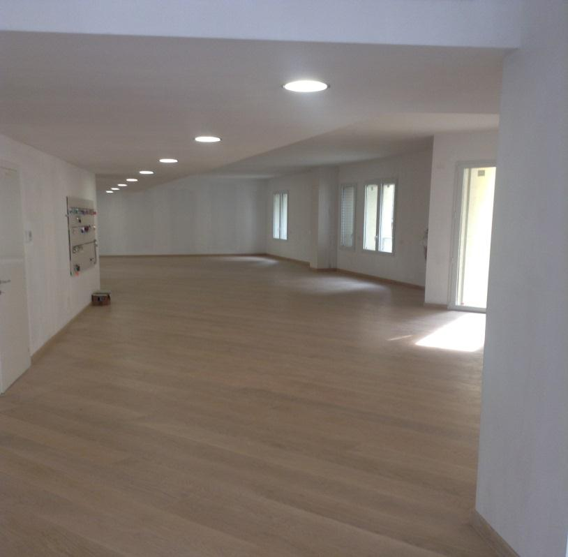 OFFICE FLOOR SURFACE A Third 276,98 Sqm B