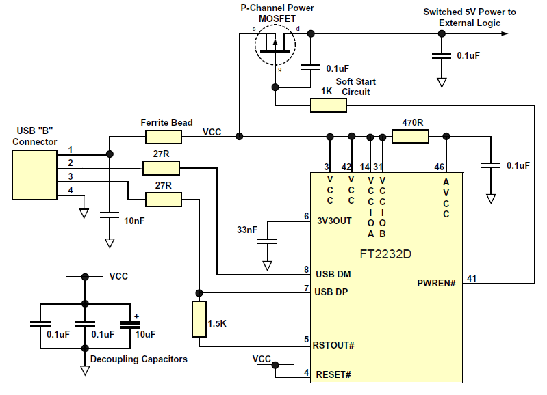 6.3 Power Switching Configuration Document No.: FT_000173 Figure 6.