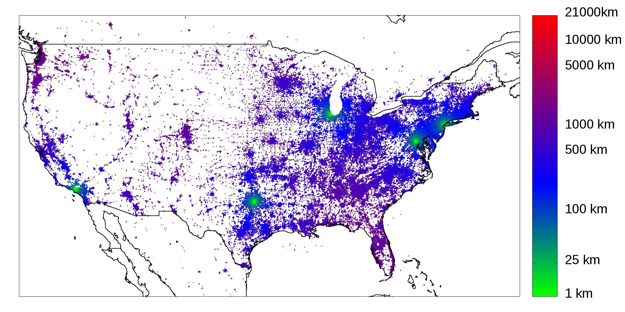4.2 Dataset: GPS Locations from a Media Broadcast Service (MBS) 55/158 (a)