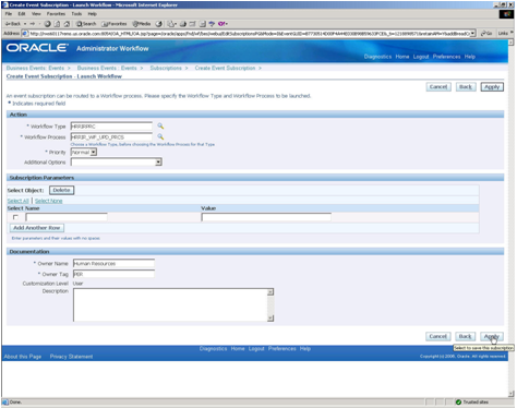 Integrating PeopleSoft Customer Relationship Management 9.2 with Oracle E-Business Suite Chapter 6 14.