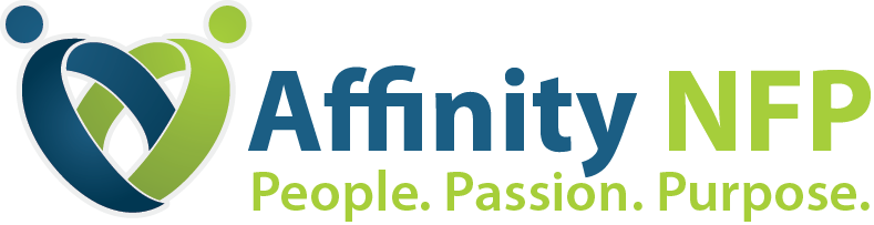 Affinity AFP People Drawing on nearly 20 years of experience, Affinity NFP has implemented hundreds of solutions.