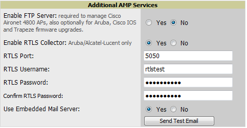 Figure 27 Typical Tag Deployment Prerequisites You will need the following information to monitor and manage your Aruba infrastructure.