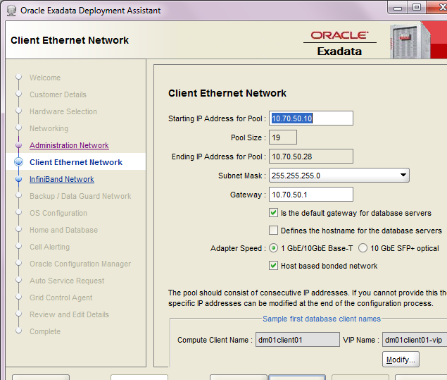 Challenges Networking Network configuration changes Re-IP some or all components Domain name changes Hostname
