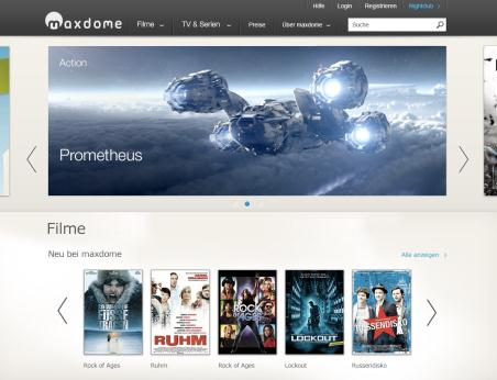 4 Improve maxdome user experience on all platforms TV screen Web Mobile Finish rolling out new Smart TV client by end of Q2 2013 Easier to use, better performance Improved content discovery and