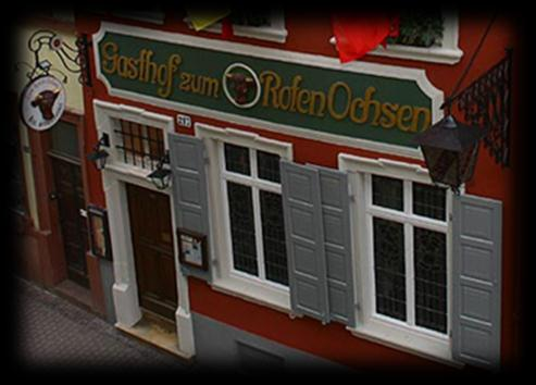 Evening on February 12 th, 2014 We would like to invite you for a comfortable and social evening at one of Heidelberg's oldest and most traditional student pubs.