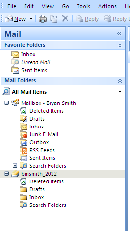 Archiving Your Email Through the cleanup efforts, you may come across emails that you absolutely must keep.