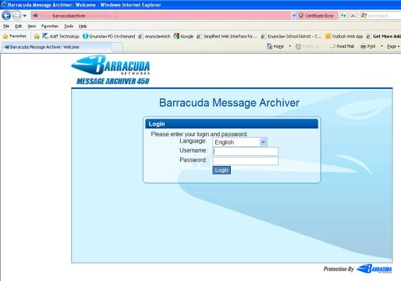 Did you know? - Email Archiving Did you know the District is now archiving all Outlook Web App (OWA) and Outlook emails?