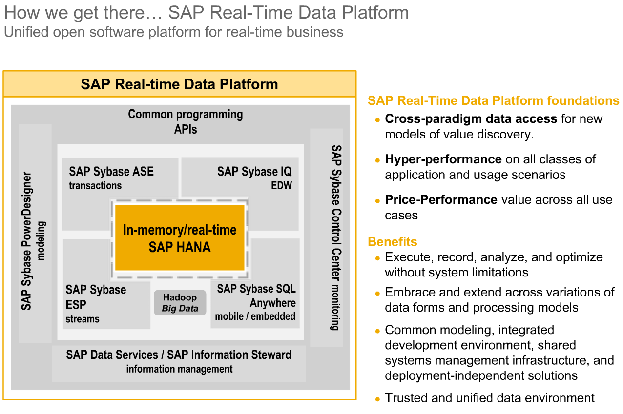 Next generation SAP Real-time Data