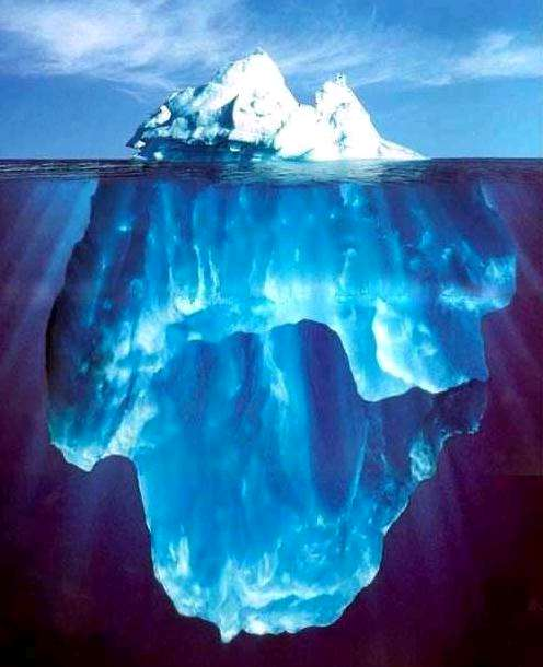 Avoid the legacy on-premise iceberg.