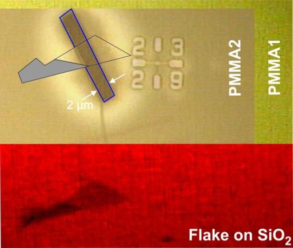 Raman spectrum of free standing graphene REVISITED 514.5 nm (2.