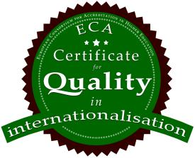 Faculty of Economic and Business Sciences First in Spain to receive Certificate of Quality in