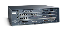Figure 1 The Cisco 7200 Router Series The Cisco 7200 Series offers a rich set of capabilities that address requirements for performance, density, high reliability, availability, serviceability, and