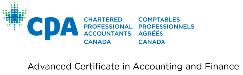 Advanced Certificate in Accounting and Finance (ACAF) PETER NORWOOD CPA FCA FCMA What is the Advanced Certificate in Accounting and Finance?