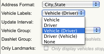 Any activity performed by the vehicle during the time the driver was assigned will be associated with that driver for reporting purposes.