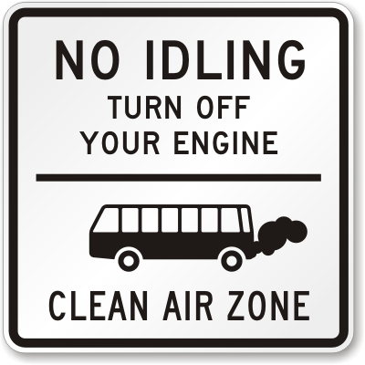 Idling Activity Thirty seconds of idling can use more fuel than turning off the engine and restarting Idling gets you nowhere Idling = 0 MPG 1 hour of idling typically burns 0.5 1.