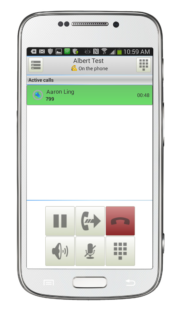 Zultys Mobile Communicator Unified Communications Goes Mobile (iphone and Android) Zultys mobility solutions for Unified Communications allow employees to stay connected and in contact no matter