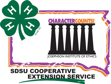 SD 4-H CHARACTER COUNTS! E-NEWSLETTER From the State Coordinator JANUARY 2011 Happy New Year!!! I like many people have been thinking about what resolutions I want to make in 2011.
