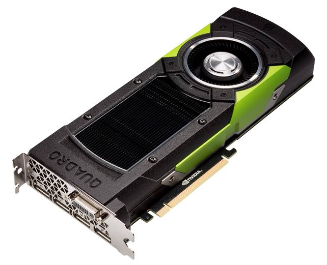 Overview L2K02AA INTRODUCTION Push the frontier of graphics processing with the new NVIDIA Quadro M6000 12GB graphics card.