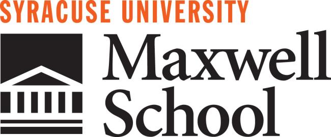 WELCOME On behalf of the faculty and staff of the Department of Public Administration and International Affairs, I welcome you to the Maxwell School of Citizenship and Public Affairs at Syracuse