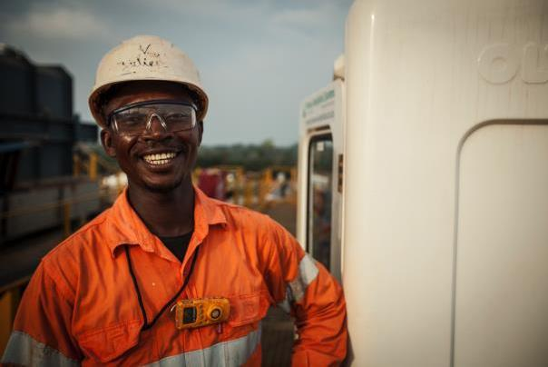 West African Projects Multiple operations, both open-pit and underground Accra-based operations management with: COO and