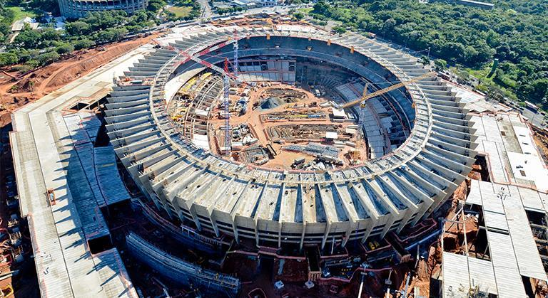 Brazil Innovation CONSTRUCTION SYSTEM PREFABRICATED REDUCTION 20 % less labor than traditional constructive system 81 % waste management during construction Projects in Minas Gerais, Brazil INCREASE
