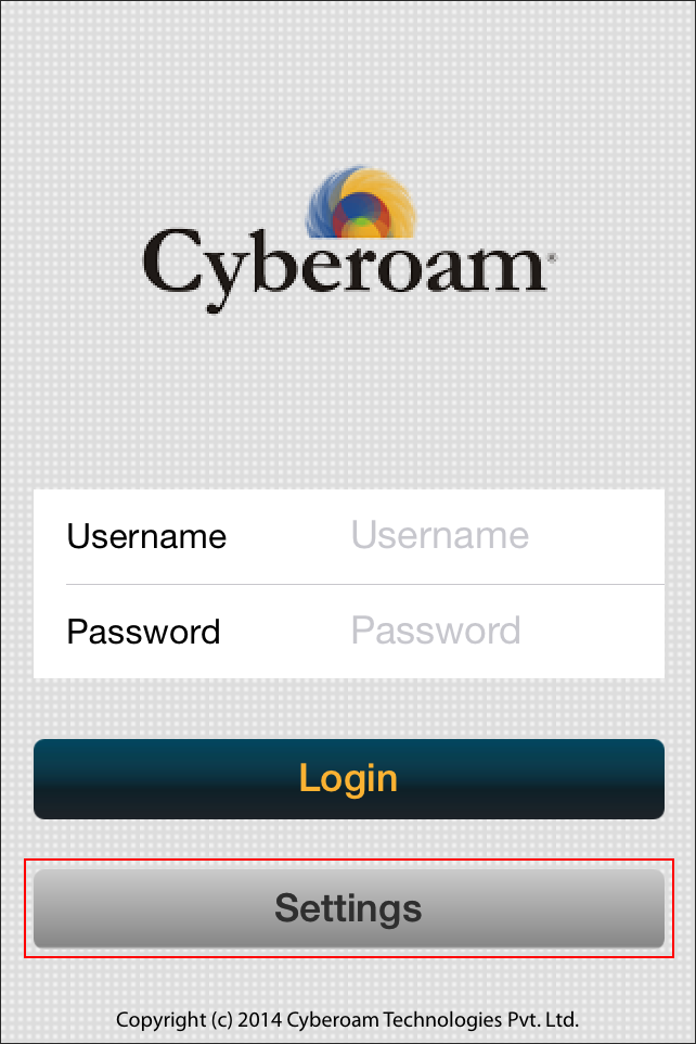 Click against Gateway IP and specify the Cyberoam IP Address as your authentication gateway. You can obtain your Cyberoam IP Address from your Network Administrator.