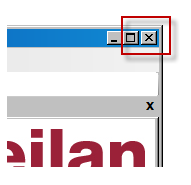 2. Change the value from 100 to 90. Note that a pencil icon appears next to the value, indicating that something has been changed. 3. To save your changes, click File from the menu and then Save. 4.