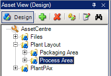 7. Check the Deny for List Children AND Read permissions, click OK. Note: This will prevent any user associated to the Process Area user group to view the Packaging Area contents.