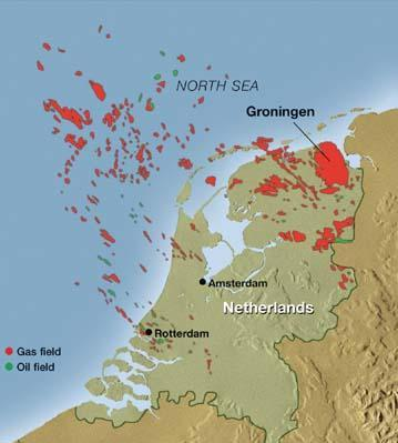 Our Heritage 1959 1963 Discovery of the huge Groningen gas field Foundation of the integrated gas company 2005-2009 Unbundling
