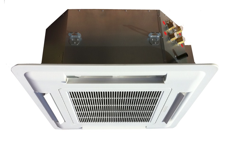 CEILING CASSETTE FAN COIL UNIT Operation and Installation Manual MHCFC4W-04, 08, 12, 16 Four way ceiling cassette fan coil unit Please