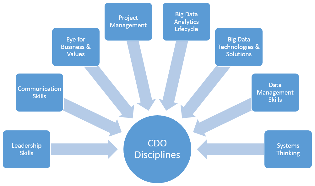 Who is a Chief Data Officer (CDO)?