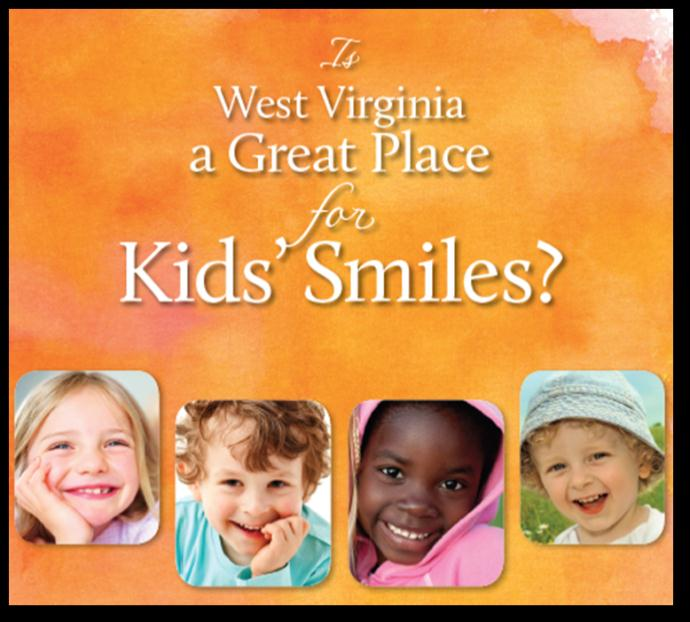 West Virginia Kids Count Advocacy and education Request for a special oral