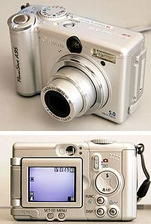 Imaging and Video Digital Camera A camera that stores the pictures or video it takes in electronic format instead of to film.