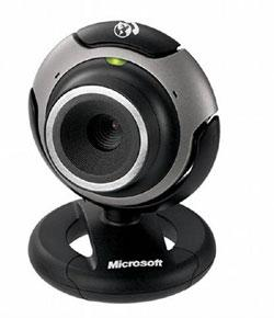 Imaging and Video Webcam A webcam is a hardware camera connected to a computer that allows anyone