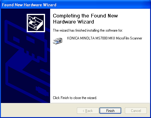 2 The Driver Software Installation (32bit driver) 9. When the Hardware Installation dialog box appears, click Continue Anyway. 10.