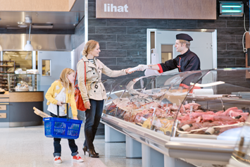 22 Food trade Kesko Food is a key operator in the Finnish grocery trade.