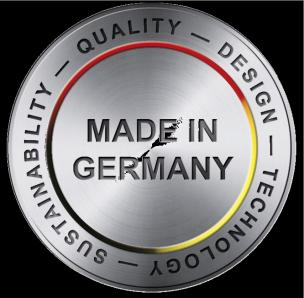 quality standards in Germany Design &