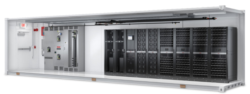 Figure 2 Example of a Power functional block Cooling Today s data centers use a range of cooling architectures to support the IT space, based on requirements for cost, efficiency, reliability, etc.