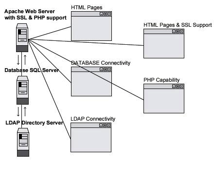 Linux Apache Web Server Server Software (Web Network Services) 1 CHAPTER 9 Overview Apache is the most widely used HTTP-server in the world today.