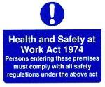 Legal Rights of a Health and Safety Representative The Legal rights of a Heath and Safety Representative are governed by: Health and Safety at Work Act 1974 Safety Representatives & Safety Committees