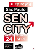 September 2011 - Sencity 24 Sencity is a party that goes beyond music; all senses are stimulated at this party!