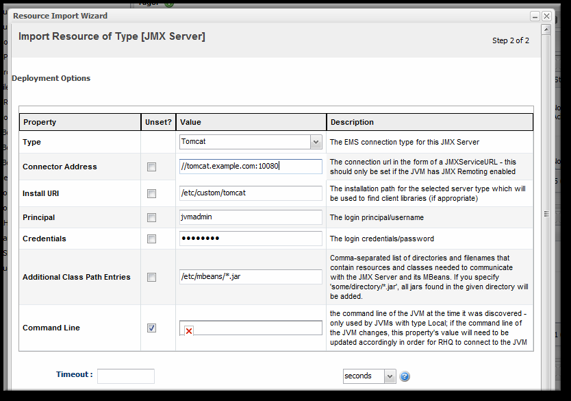 JBoss Operations Network 3.1 How to Manage JBoss Servers with JBoss ON Specifically, those two connection settings both use a Sun management API, for remoting or for attach.